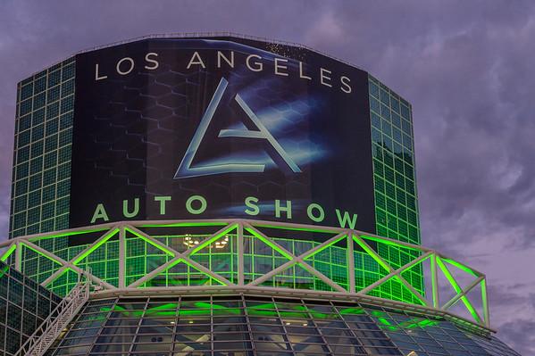 Auto Shows - LA ( 2010 -2014 )